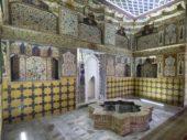 Aserbaidschanreise: Khanspalast Sheki