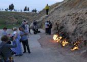 Reise Aserbaidschan: Yanardag