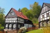 deutschland-wanderreise-boehmische schweiz-umgebindehaus