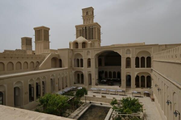Wanderstudienreise Iran: Die Altstadt von Yazd