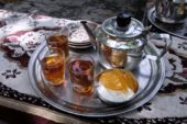 Iran-Wanderreise-Teehaus-Teheran