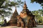 Burma-Myanmar-Erlebnisreise-Yadana Hsimi Pagoda-Inwa